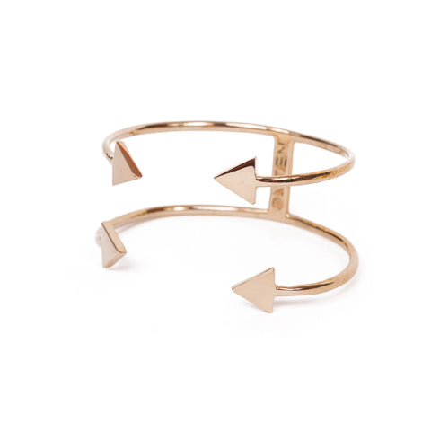 Olwen Classics Double Triangle Cuff