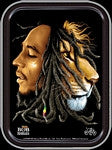 Bob Marley Jurek Lion Small Tin