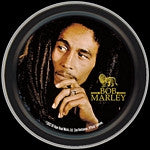Bob Marley Legend Round Tin
