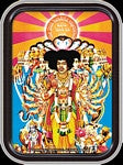 Jimi Hendrix Axis Small Tin