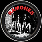 The Ramones Rocket To Russia Round Tin