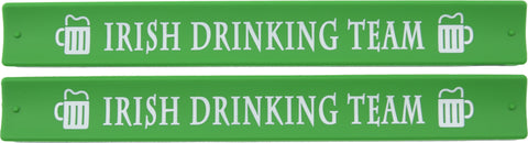 St Patricks Day Slap Bands - Irish Drinking Team