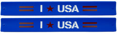 Patriotic Slap Bands - I * USA