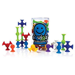 Fat Brain Toys - Squigz Starter Set
