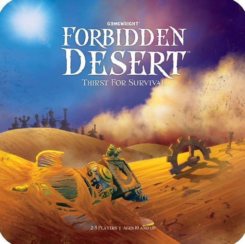 Game Wright - Forbidden Desert