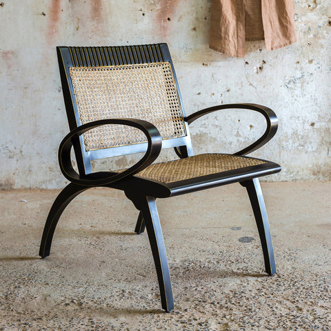 Colombo Chair (Black)