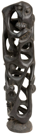 Makonde Sculpture 01
