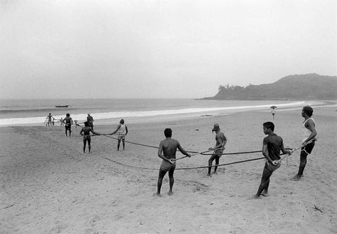 Baga Beach - Goa #2, 1990,[product_collection],Tasveer,Karan Kapoor - Artisera