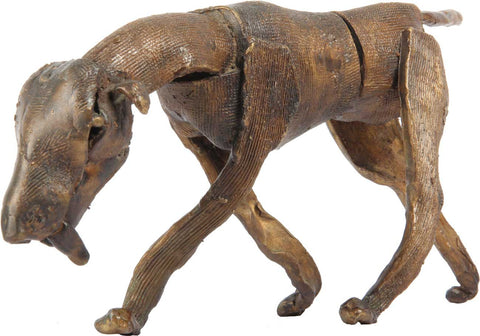 Contemporary Dog Figurine,[product_collection],The Great Eastern Home, - Artisera