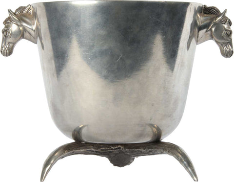 Ice Bucket with Horses,[product_collection],The Great Eastern Home, - Artisera