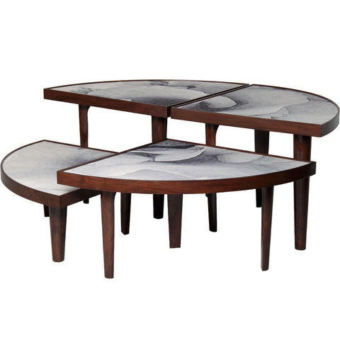 Rose Bloom Coffee Table,[product_collection],PortsideCafé, - Artisera