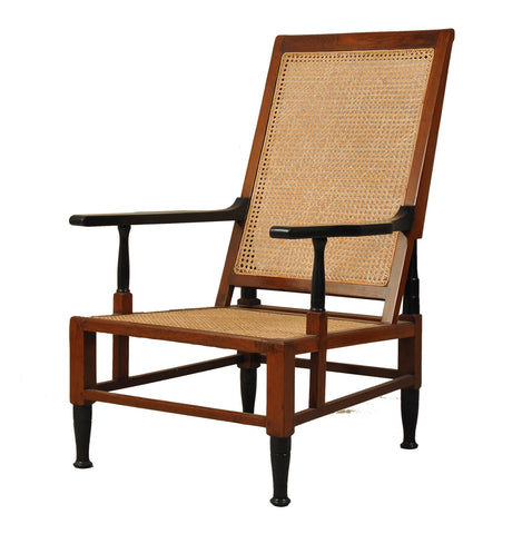 Colonial High Back Chair