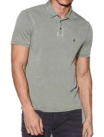 Anton Burnout Peace Polo - JOHN VARVATOS