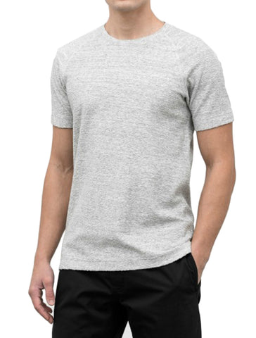 Loop Knit Short Sleeve - WINGS + HORNS