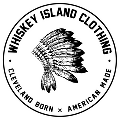Official Whiskey Island Clothing Logo
