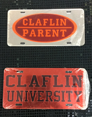 Claflin Car Tag