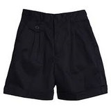 Girls Uniform Short Pants