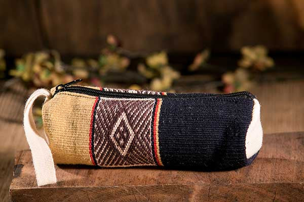 QUILQANA INDIGO - Pencil Case