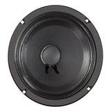 Eminence Alpha-8MRA 8-inch Sealed Back Speaker 125 Watts RMS 8-ohm front view