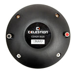 Celestion CDX20-3020 2-inch Bolt-on Compression Driver 100 Watt RMS 8-ohm Rear Back View