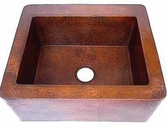 Apron Farmhouse Sink Farmhouse Copper Sinks