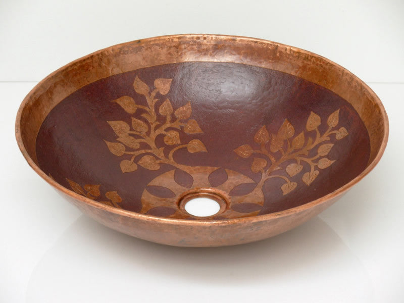 Vessel Copper sink Model CS-0138