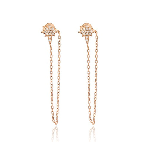 Scatto Chain Earring