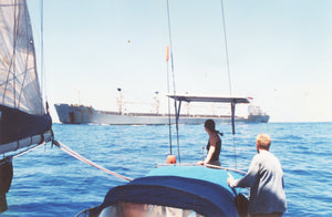 Ocean Crossing before I was 30 - what could possibly go wrong?