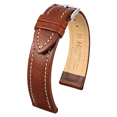Buffalo Leather Watch Strap