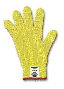 Ansell GoldKnit - Light Weight - Kevlar String Knit - Cut Resistant Glove - Size 7