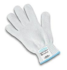 Ansell Polar Bear Supreme - Heavy Weight - Stainless Steel - Cut Resistant Glove - Size 9