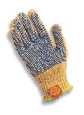Ansell GoldKnit - Medium Weight - Kevlar - Cut Resistant Glove - Size 7