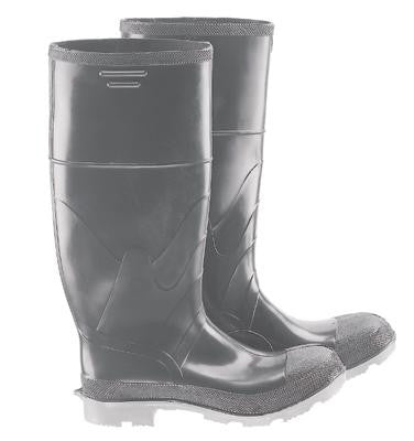 "Onguard Industries Size 7 Polyblend Black 16"" Polyurethane And PVC Boots With Cleated Outsole"