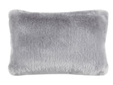 "Kravet Aurore 14"" x 21"" Pillow Cover in Gray"