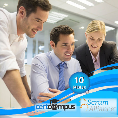Curso SCRUM Developer Online en CertCampus