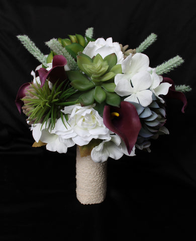 succulent wedding bouquet, artificial wedding bouquet, bridal bouquet, wedding bouquets