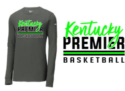 KY Premier NIKE Team Long Sleeve Team Shirt