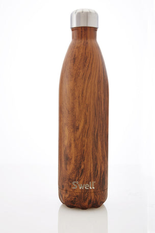 S'Well Teakwood Water Bottle | 750ml image 1 - The Sports Edit