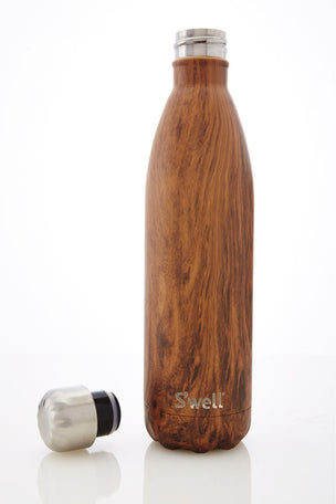 S'Well Teakwood Water Bottle | 750ml image 2 - The Sports Edit