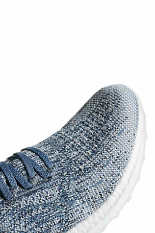 ADIDAS UltraBoost Uncaged Parley - Blue - Men's image 2 - The Sports Edit