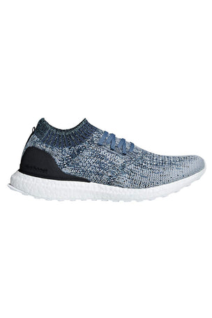 ADIDAS UltraBoost Uncaged Parley - Blue - Men's image 1 - The Sports Edit