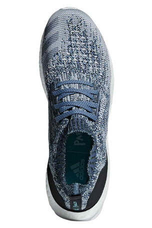 ADIDAS UltraBoost Uncaged Parley - Blue - Men's image 5 - The Sports Edit