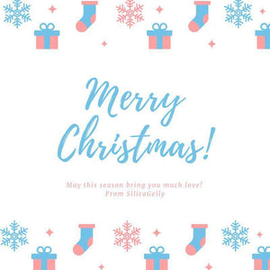 Merry Christmas from SilicaGelly | SilicaGelly | Silica Gel Desiccant