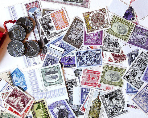 keep stamps with silica gels