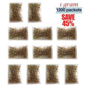 1 Gram Silica Gel (Total 1200 packets) - Desiccants in Malaysia & Singapore | SilicaGelly