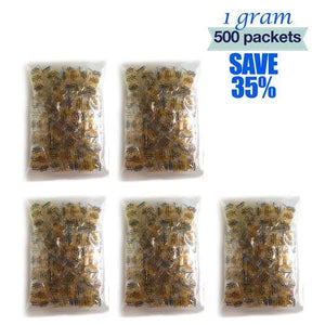 1 Gram Silica Gel (Total 500 packets) - Desiccants in Malaysia & Singapore | SilicaGelly