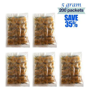 5 Gram Silica Gel (Total 200 packets) - Desiccants in Malaysia & Singapore | SilicaGelly
