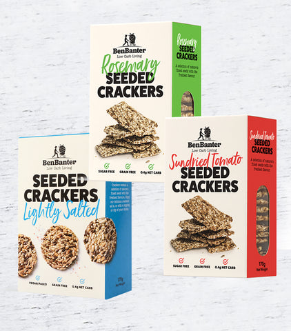 Seeded Crackers Bundle