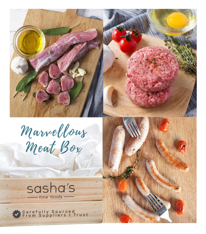 Marvellous Meat Box
