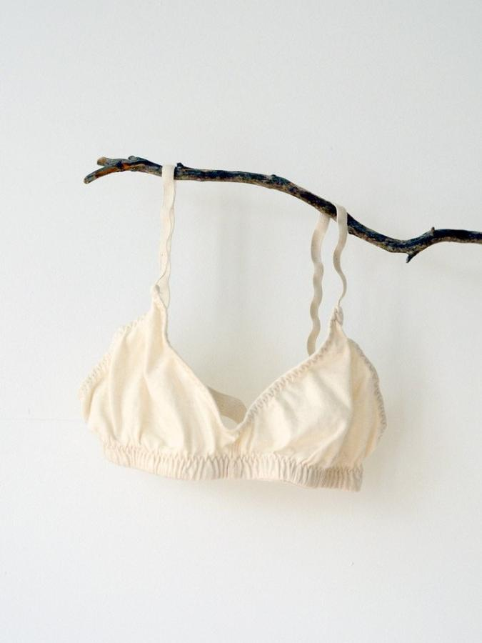 Organic Cotton Bra